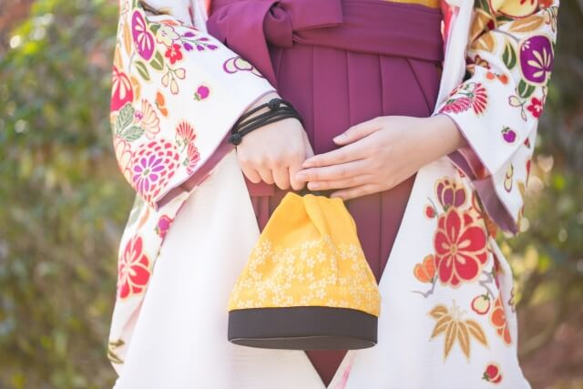 中古の袴は着物買取で売ることができる?