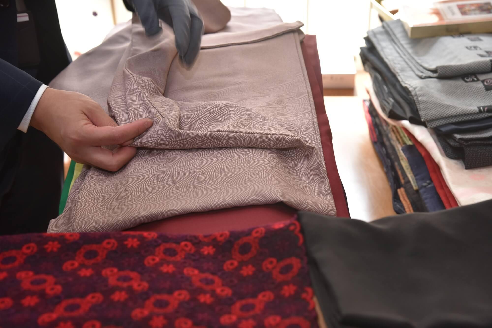 和らくの着物買取の流れ