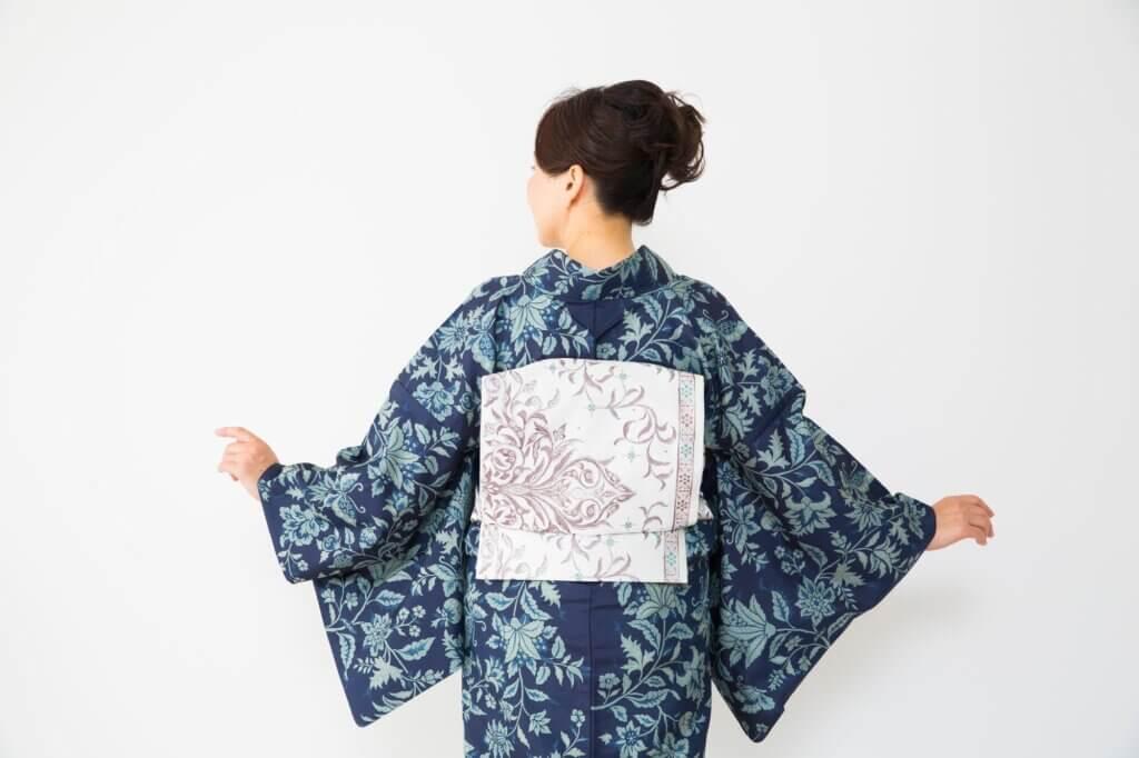 中古のアンティーク着物は着物買取で売ることができる?